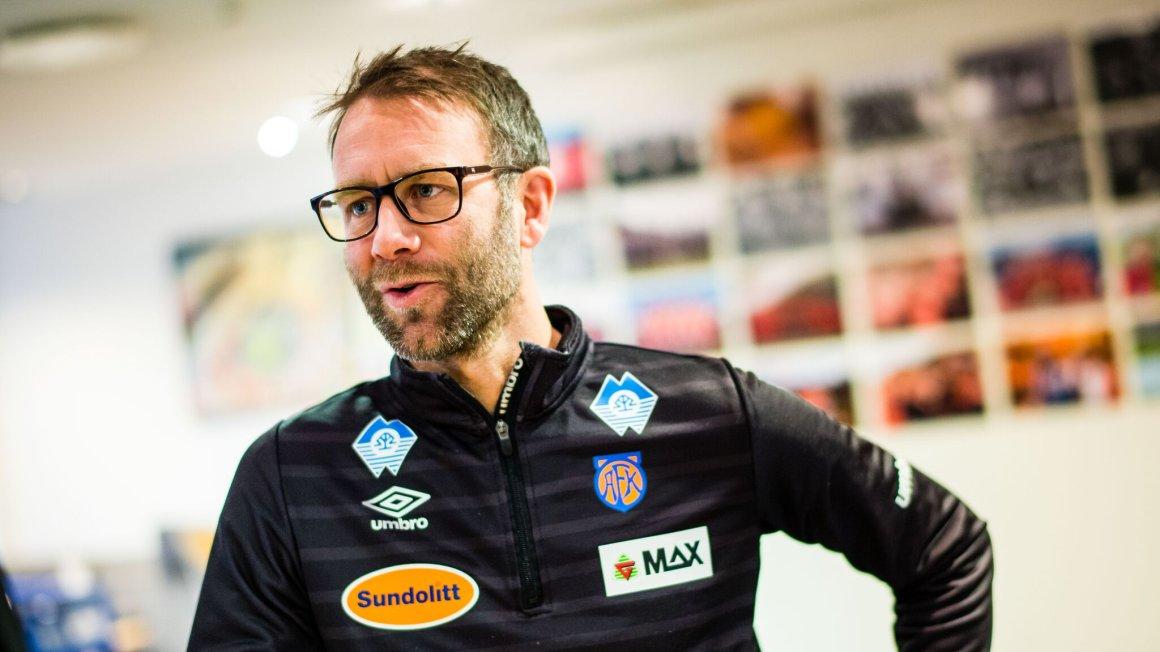 Trond Fredriksen ny Ull/Kisa-trener