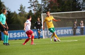 Ull/Kisa-kaptein Christian Aas var tilbake på banen da Levanger ble slått 3-2 på Jessheim stadion i den 20. serierunden.