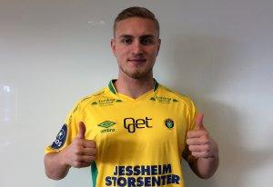 Nikolas Walstad er klar for Ull/Kisa.