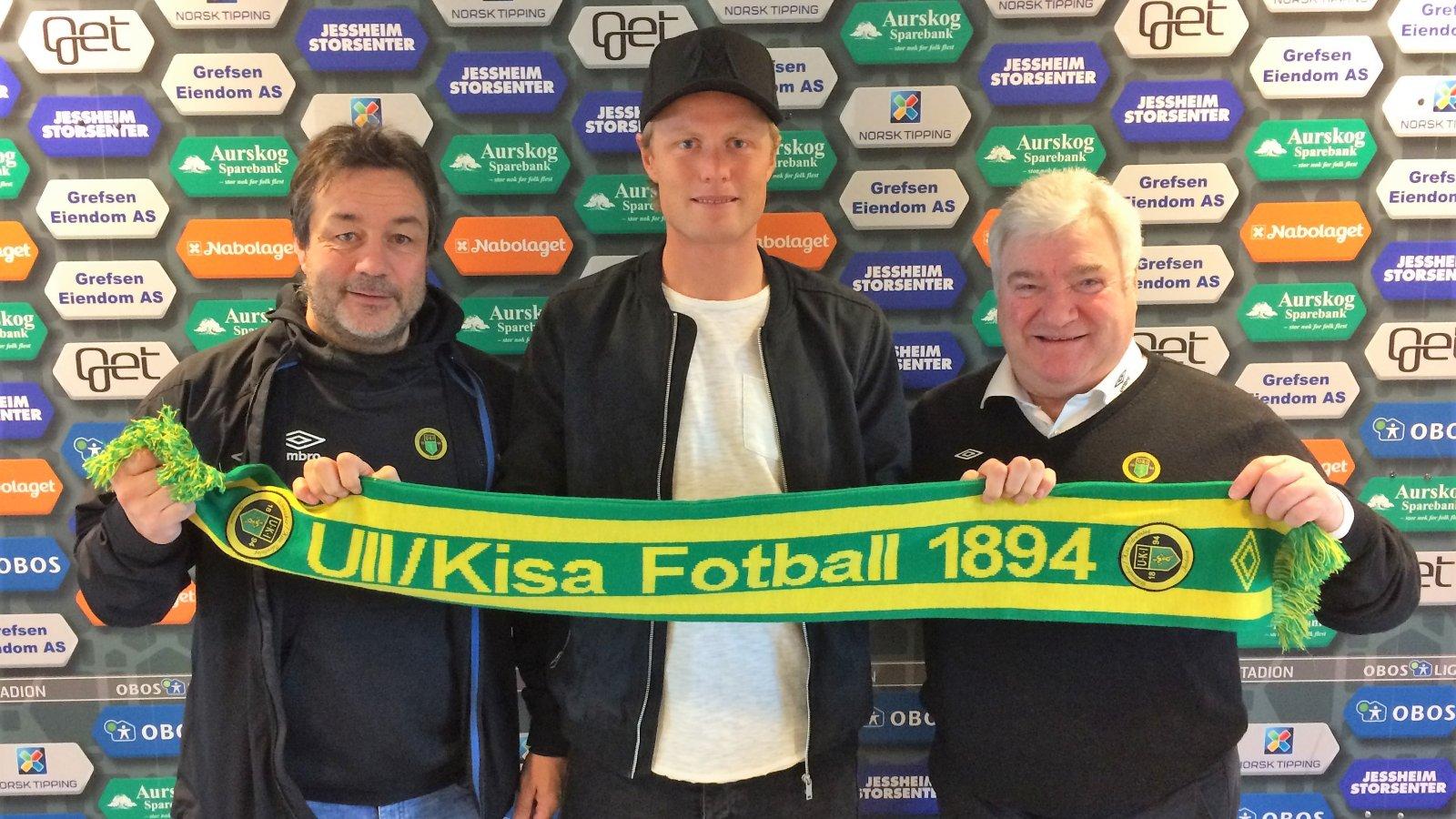 Vegard Skogheim, Andreas Aalbu og Cato Strømberg.