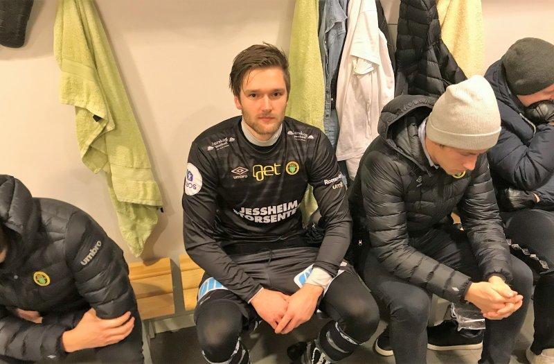 SOLID: Stefan Hagerup holdt nullen mot HamKam.
