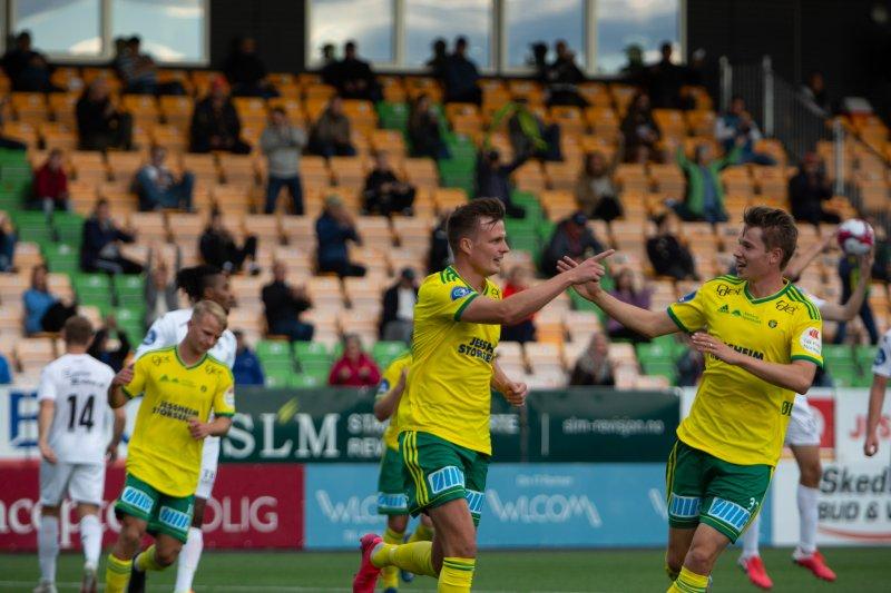 TILBAKE: Ole Andreas Nesset scoret to da Ull/Kisa slo Øygarden 6-1.