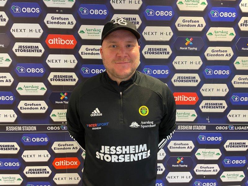 KLAR: Steffen Landro blir Ull/Kisas nye hovedtrener, til å begynne med ut 2021.