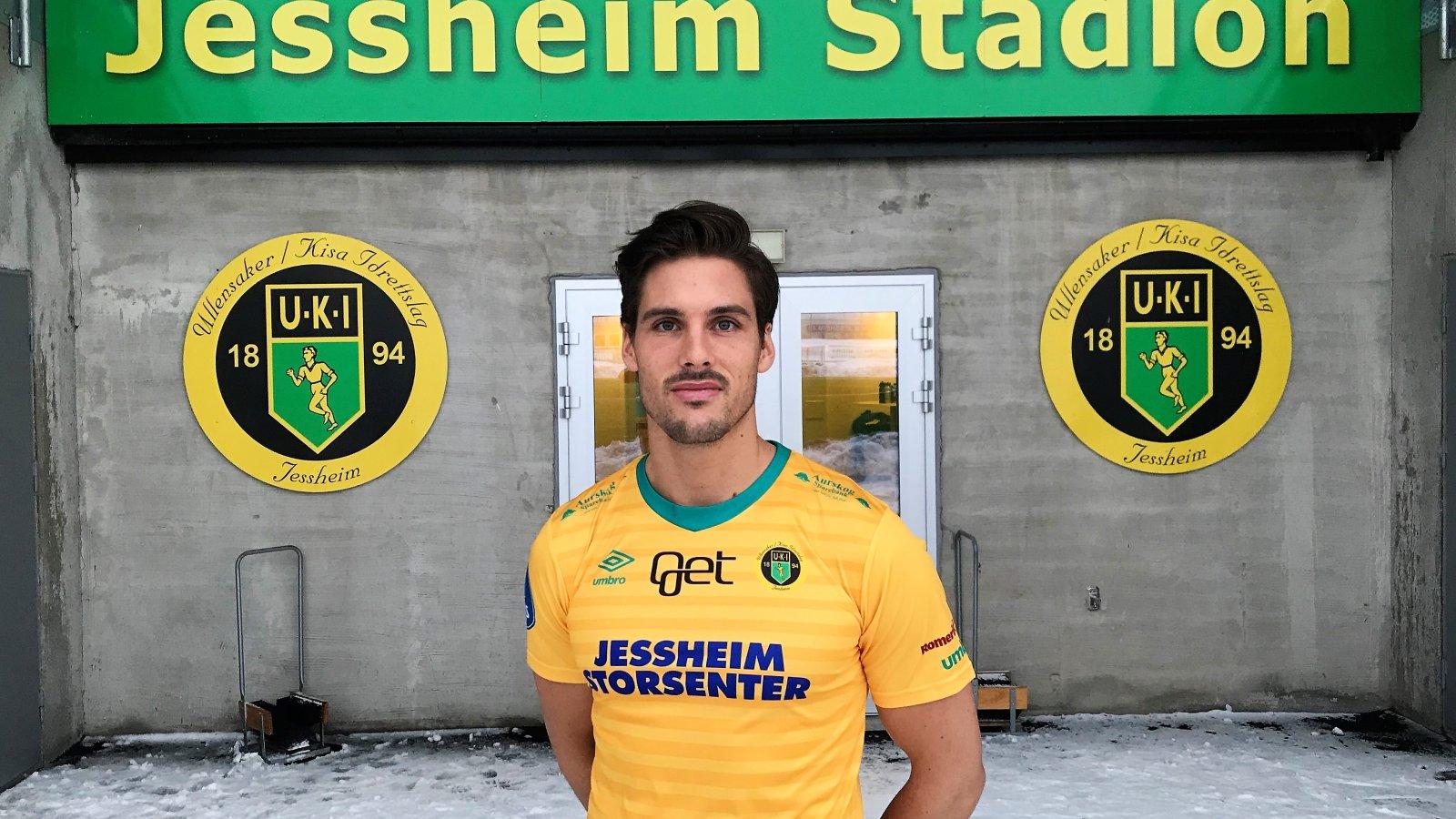 Morten Sundli er klar for Ull/Kisa.