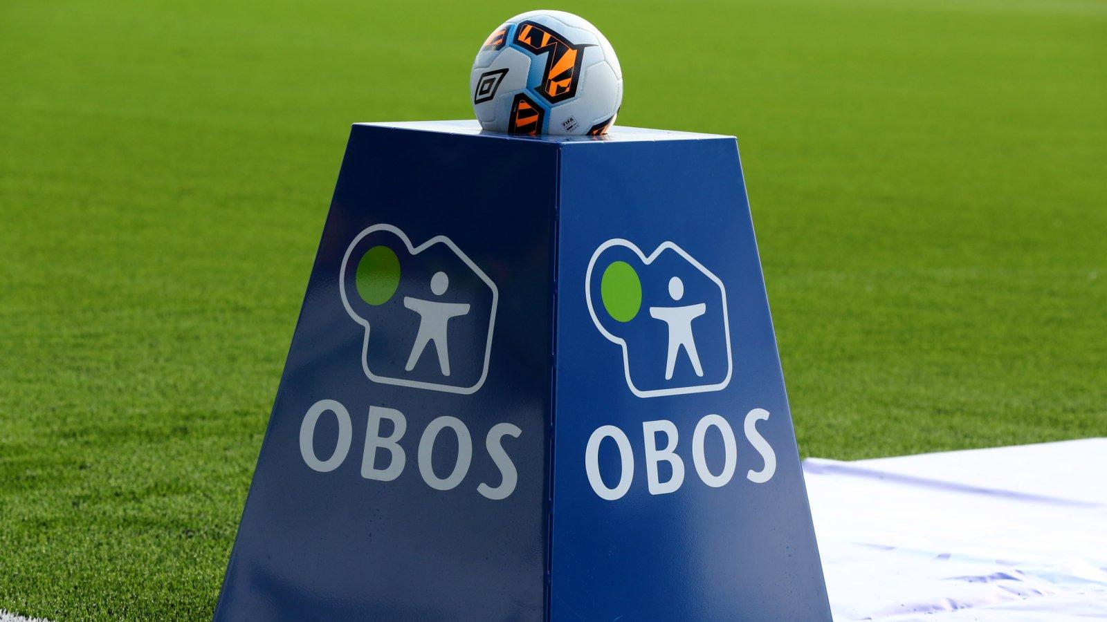 Kampballen i den 3. serierunden i OBOS-ligaen, mellom Ull/Kisa og Strømmen på Jessheim stadion.