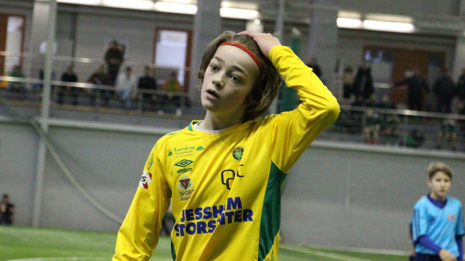Elias Solberg, Ull/Kisa U13