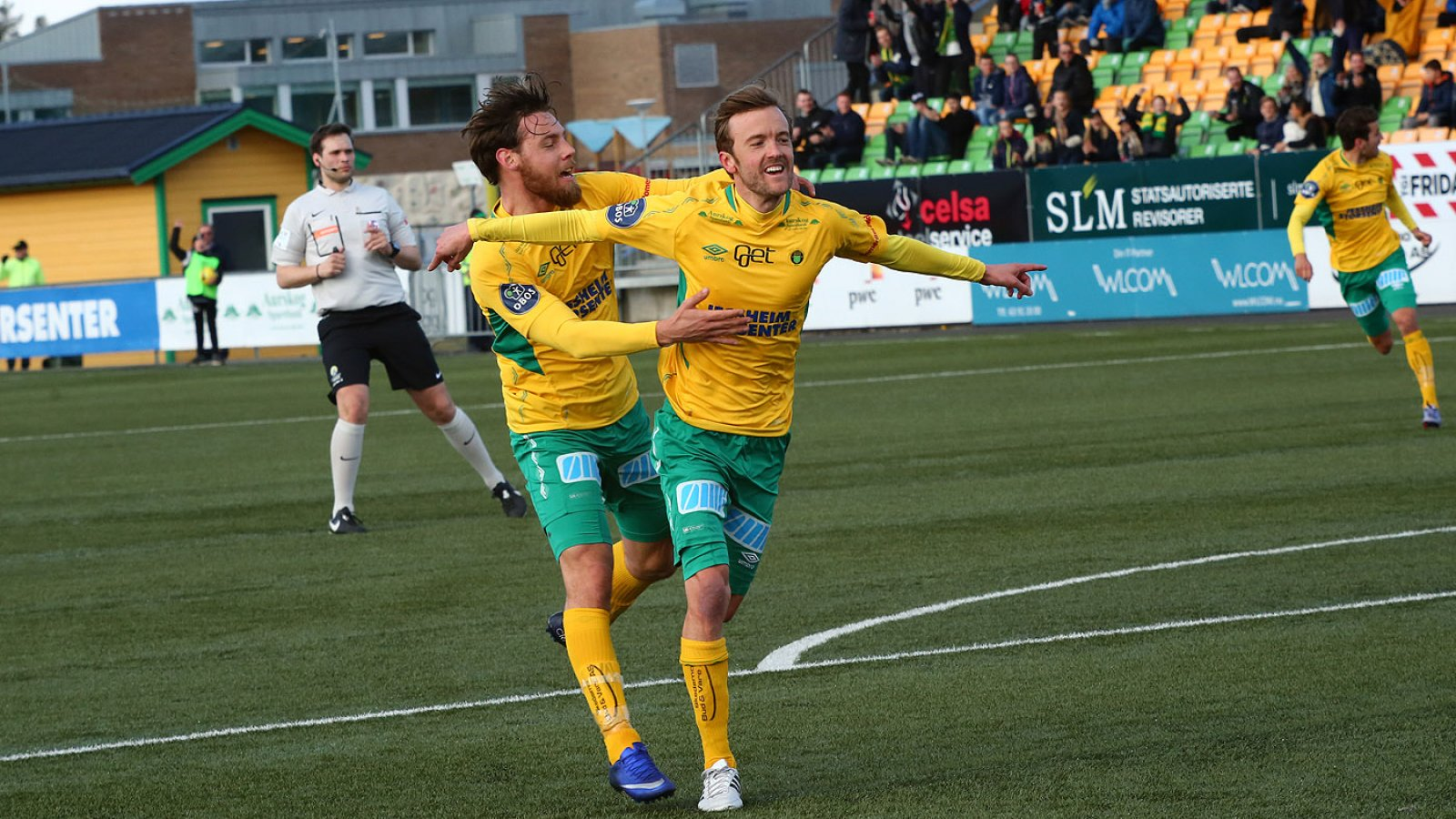Ole Kristian Langås og Christian Aas